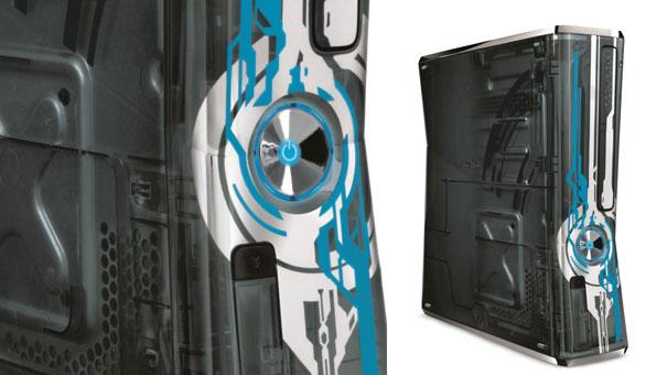 Custom Xbox 360 Console Halo Halo 4 Xbox 360 Console