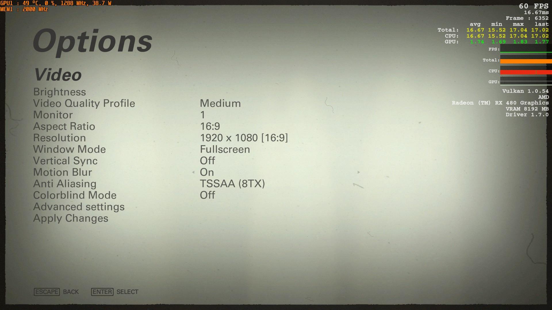 IndianVideoGamer » Wolfenstein II PC performance impressions   IVG