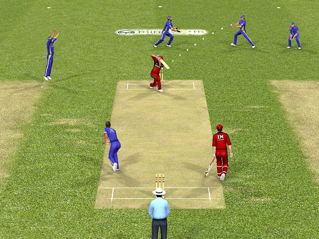 Cricket Revolution : Screenshot 03