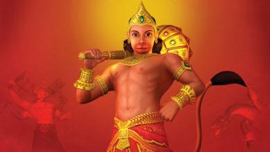 Hanuman: Boy Warrior key art