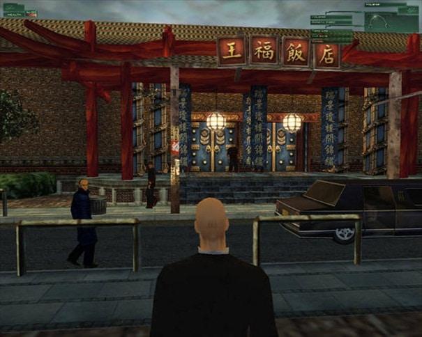 Коды к игре Hitman: Codename 47 - чит коды, nocd, nodvd