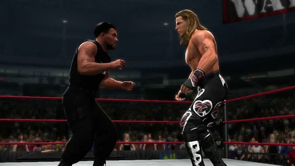 WWE ;13 screenshot