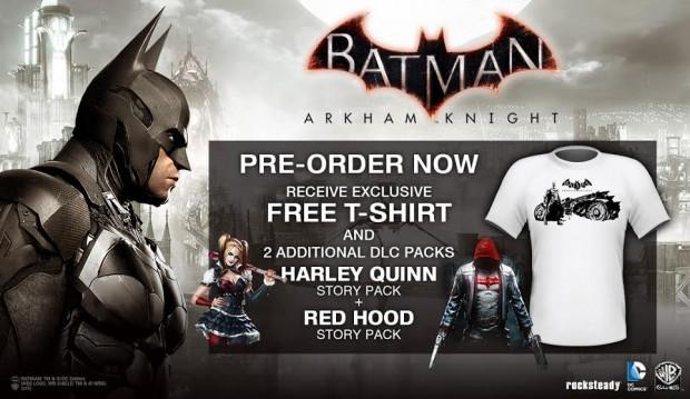 Batman Arkham Bonus