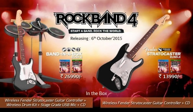 Rock Band 4 Release Date: Backwards Compatibility And Gameplay Details ...