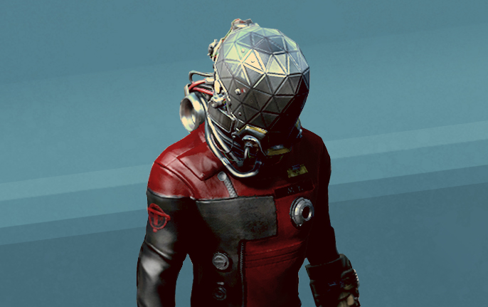 Fallout 4 Creative Club Prey Space Suit