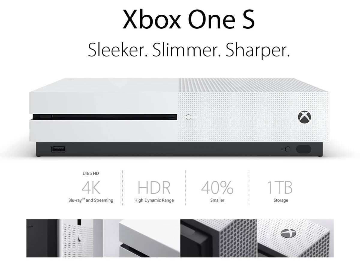 The Xbox One S is now available for preorder in India