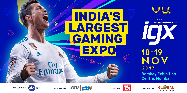 IGX 2017 FIFA promo
