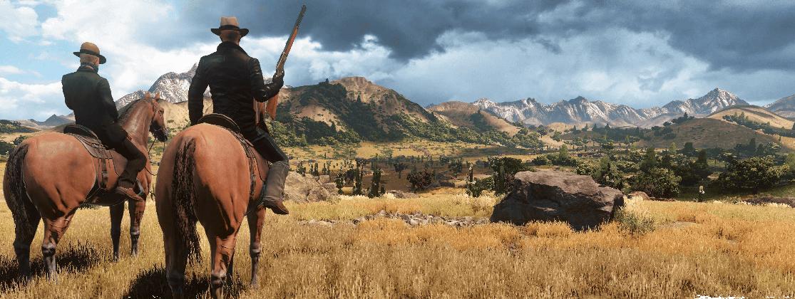 Wild West Online banner