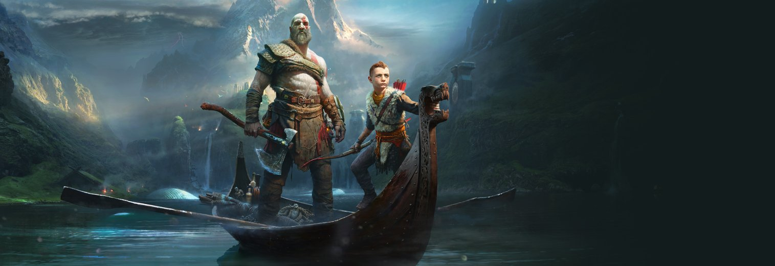 God of War Banner