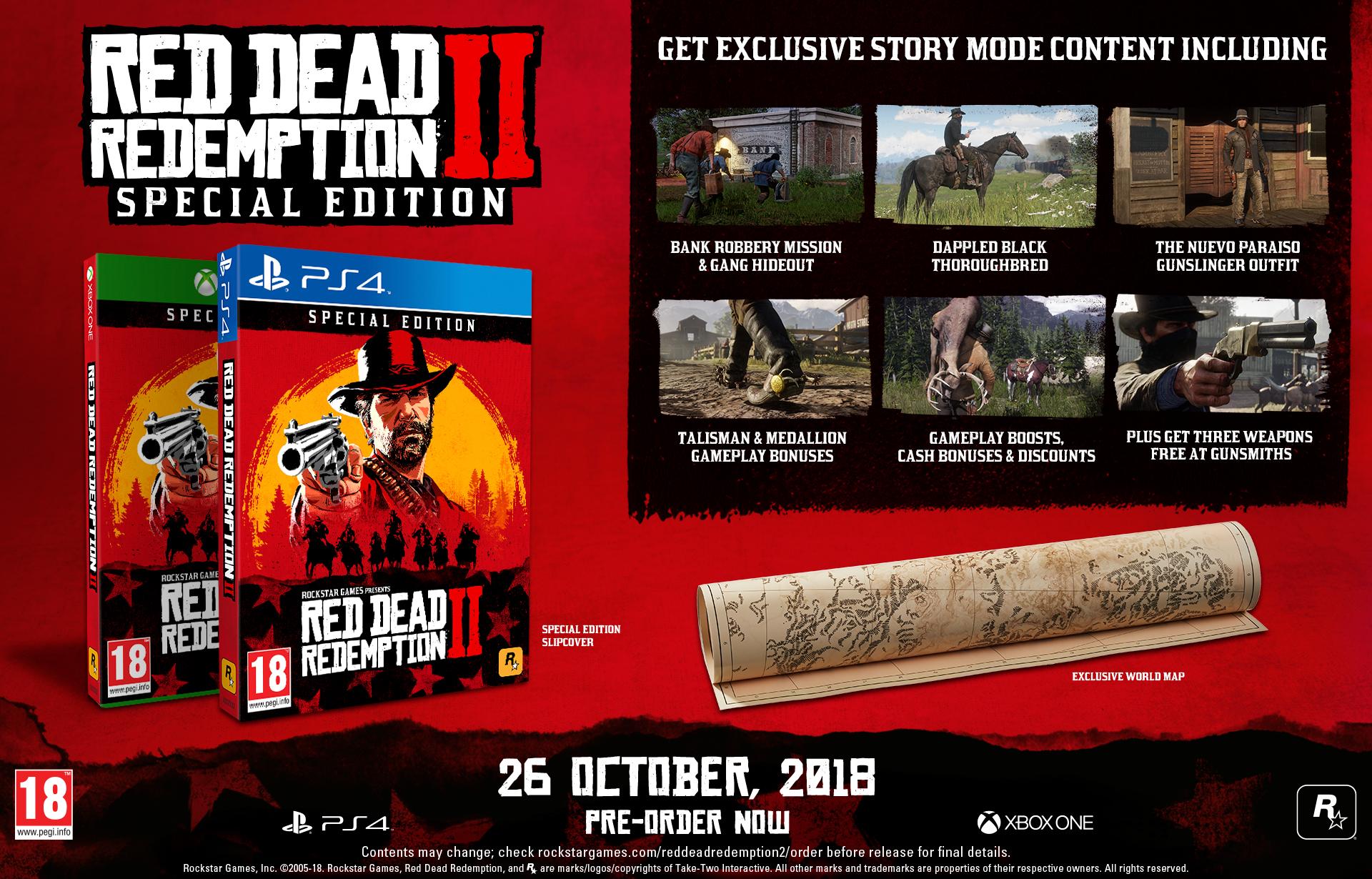 red dead redemption 2 preço xbox one