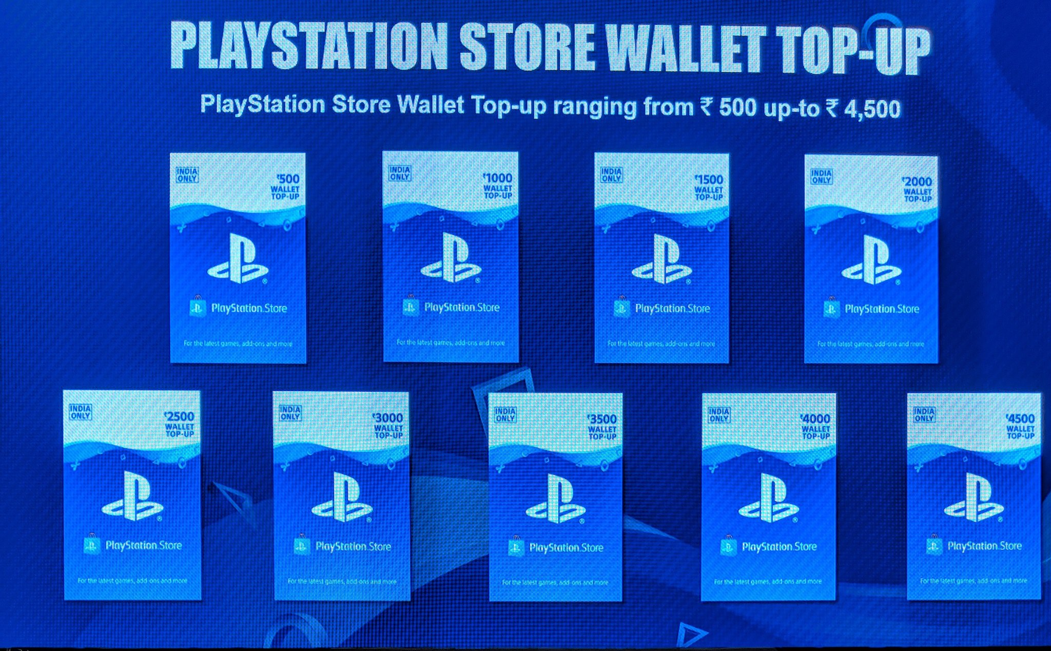 how to change credit card on playstation store