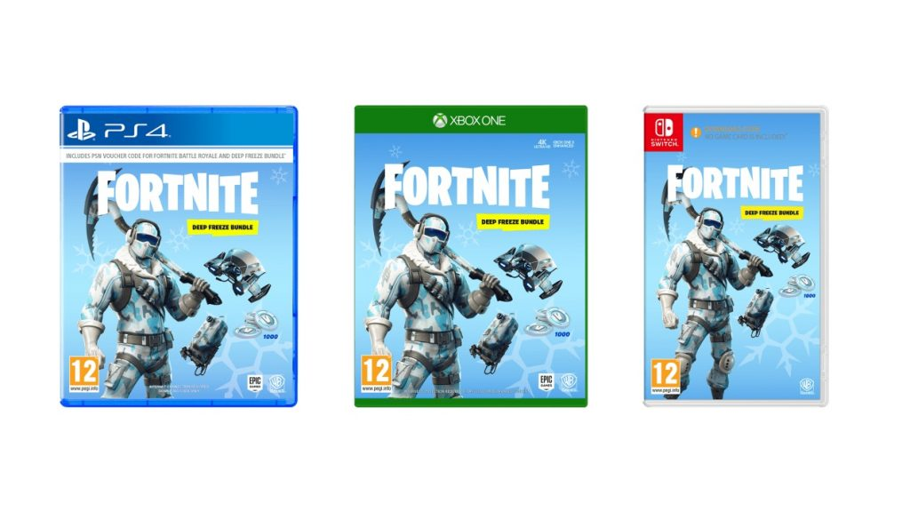 Indianvideogamer Fortnite Is Heading To Retail In India In