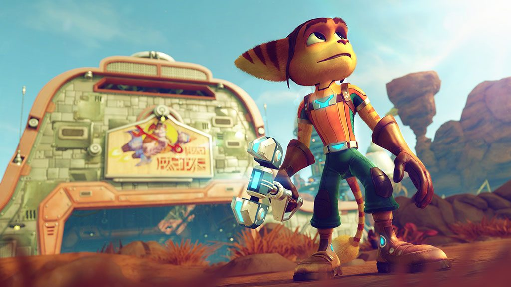 Ratchet & Clank (2016) for PS4