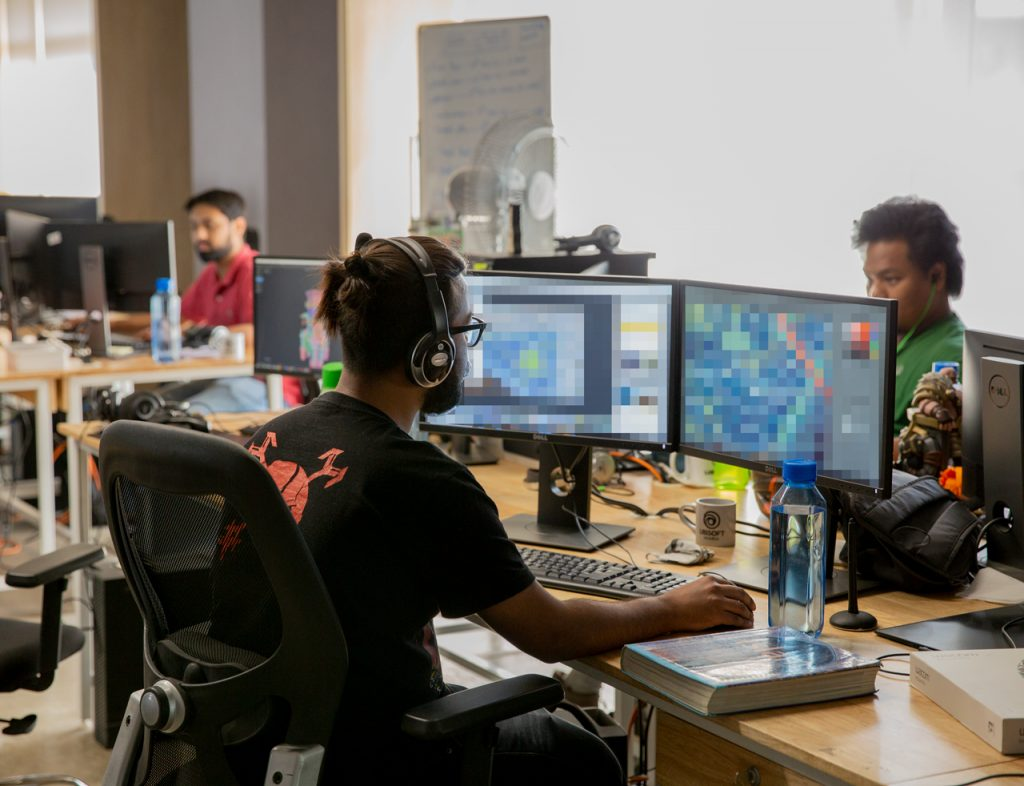 Ubisoft India's Mumbai studio
