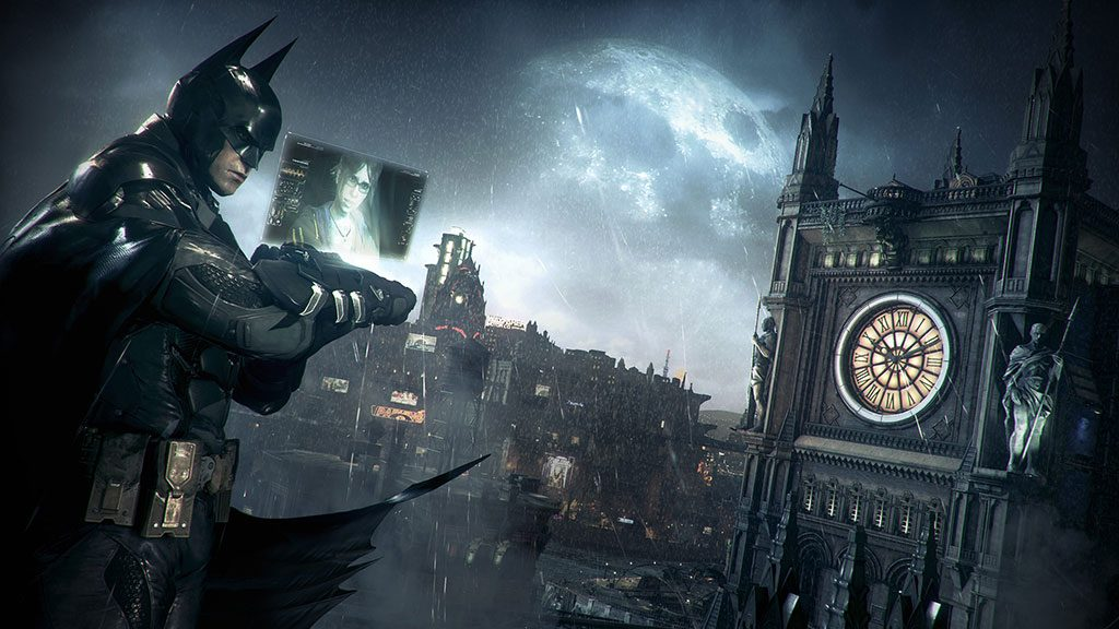 Batman: Arkham Knight is one of the free Batman games this week