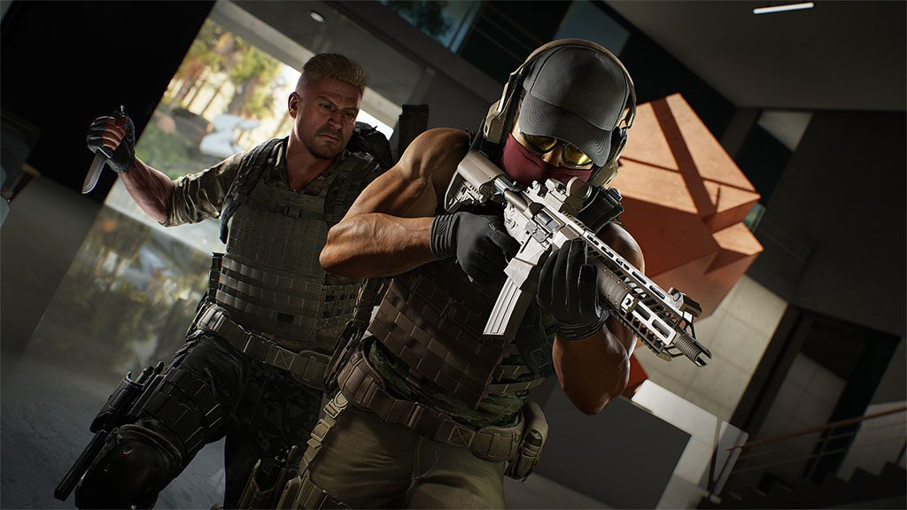 Ghost War PvP will be playable in the Ghost Recon Breakpoint open beta