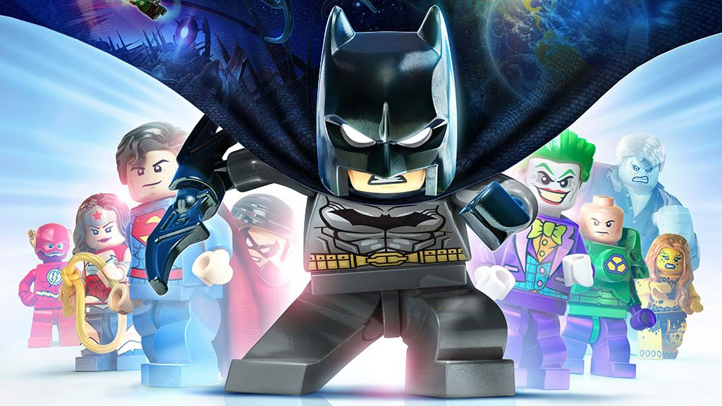 Lego Batman 3: Beyond Gotham is one of the free Batman games this week