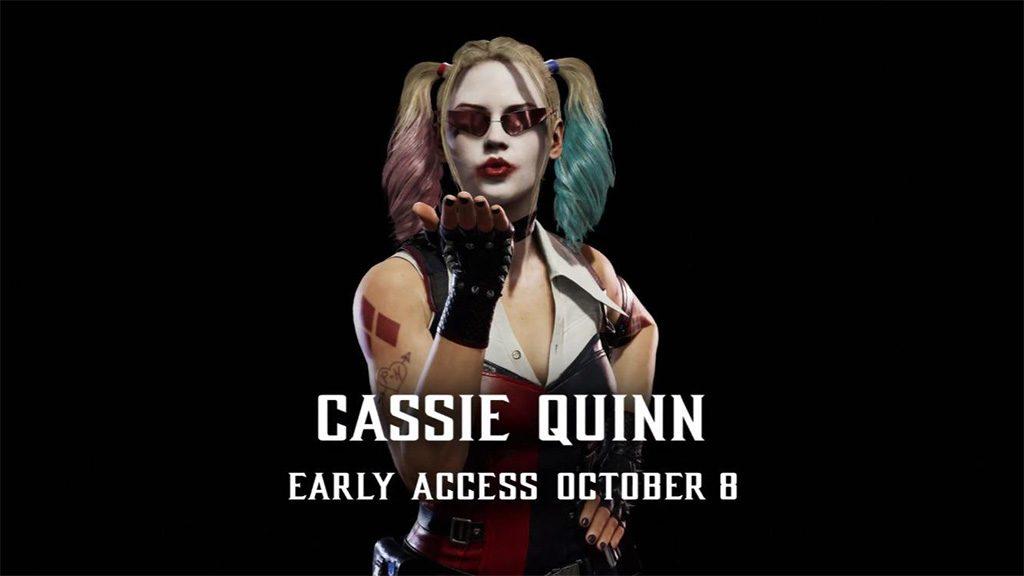 Cassie Quinn