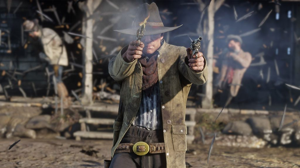 Red Dead Redemption 2 is coming to PC this November