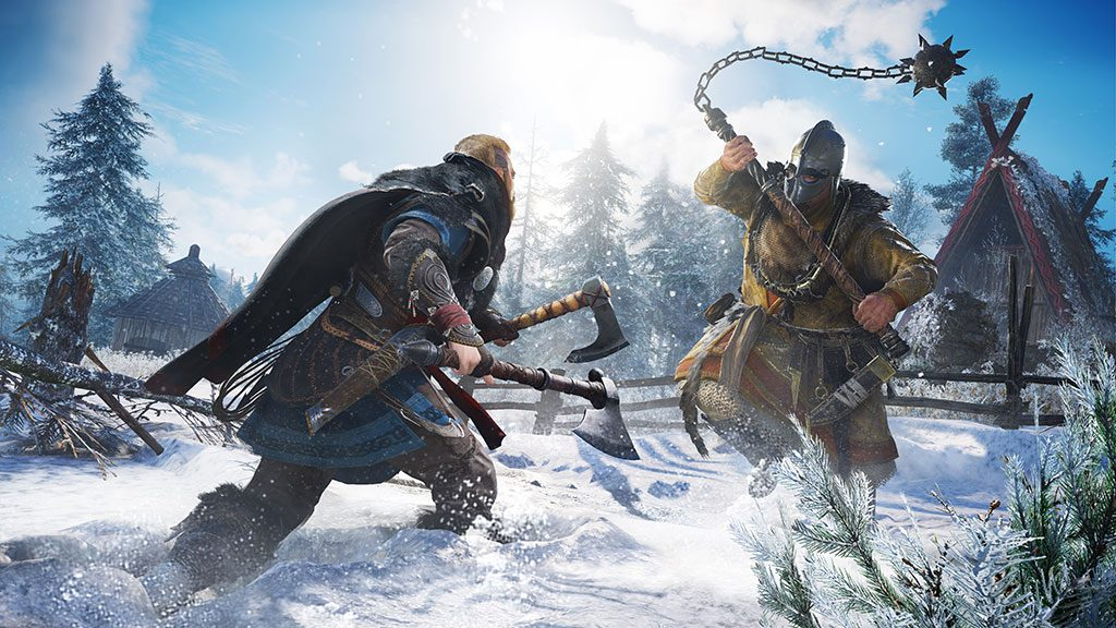 Assassin's Creed Valhalla announced for PS5, Xbox Series X, PS4, Xbox One, PC