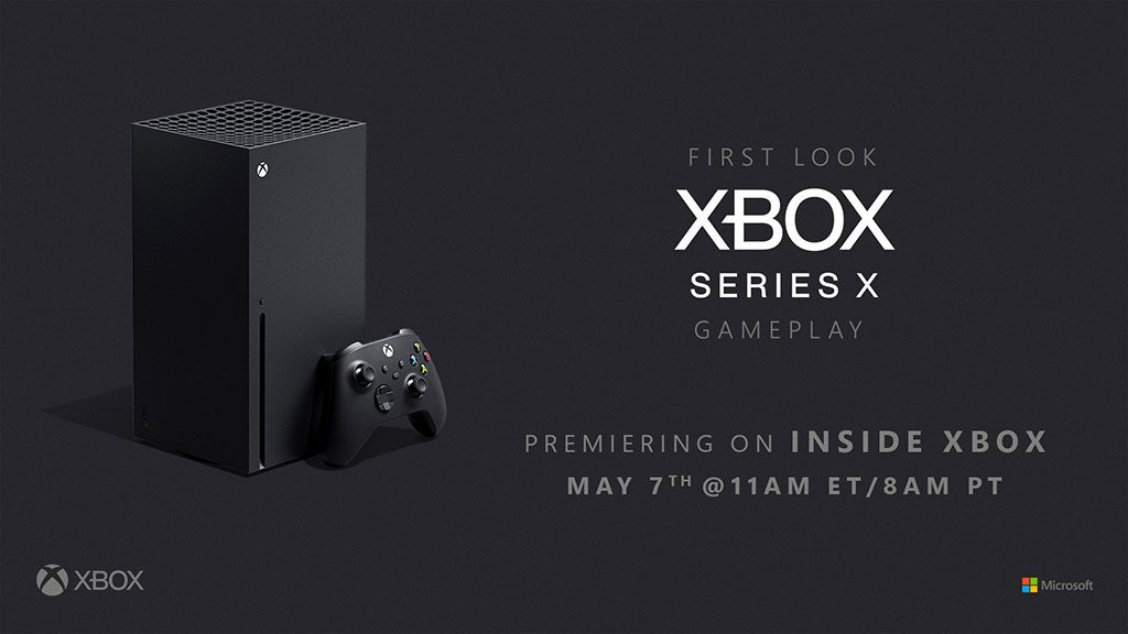First look for Xbox Series X games on Inside Xbox