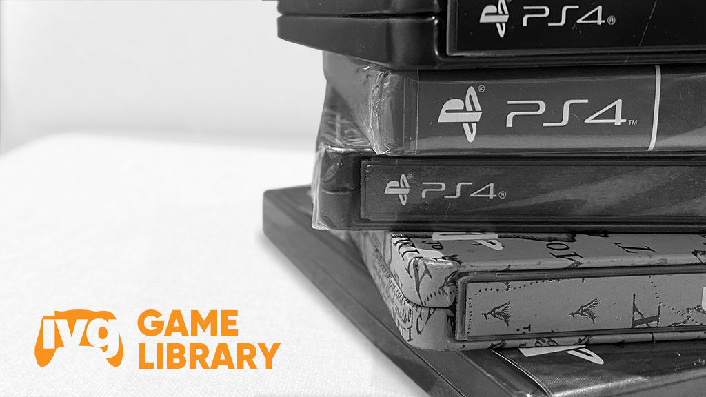 IVG Game Library