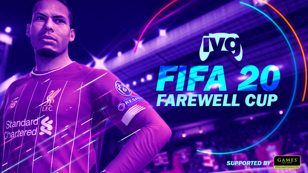 IVG FIFA 20 Farewell Cup - Win FIFA 21 Champions Edition