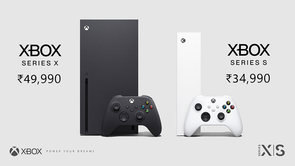 Xbox Series X and Xbox Series S India launch date and price announced